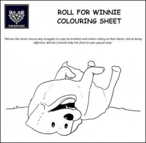 Roll for Winnie